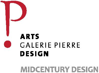GALERIE PIERRE ARTS DESIGN Logo