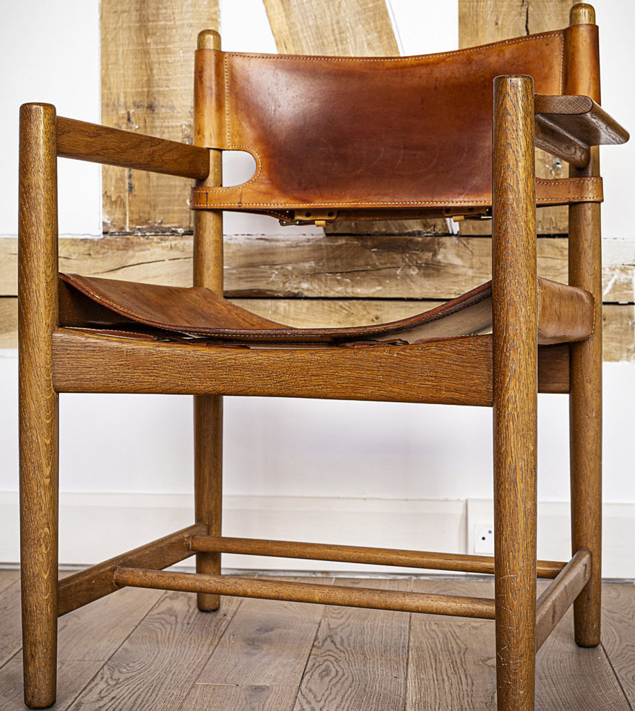 Borge Mogensen Hunting Chair 3238