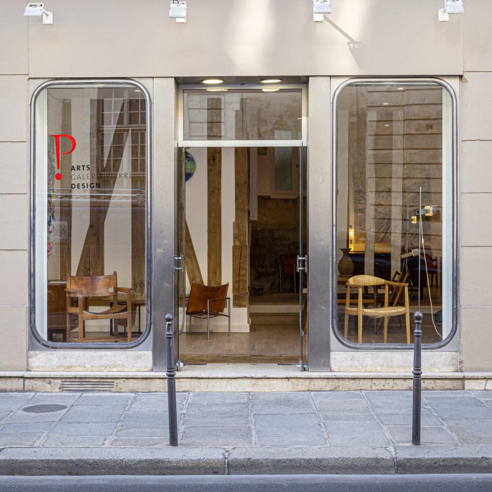 Galerie Pierre Arts & Design 63 rue de Turenne Paris