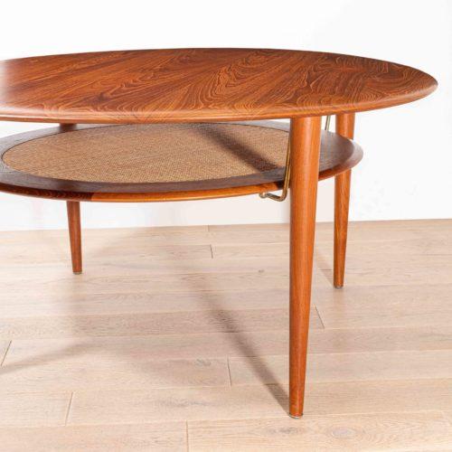 Table de salon Hvidt & Molgaard pour France & Son