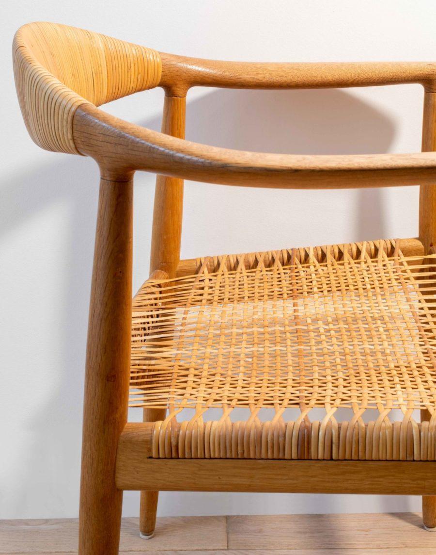 "Hans Wegner ""The Chair"" JH501 Johannes Hansen"