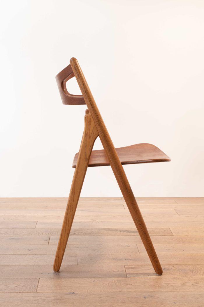 sawbuck chair CH 29 Hans Wegner for Carl Hansen