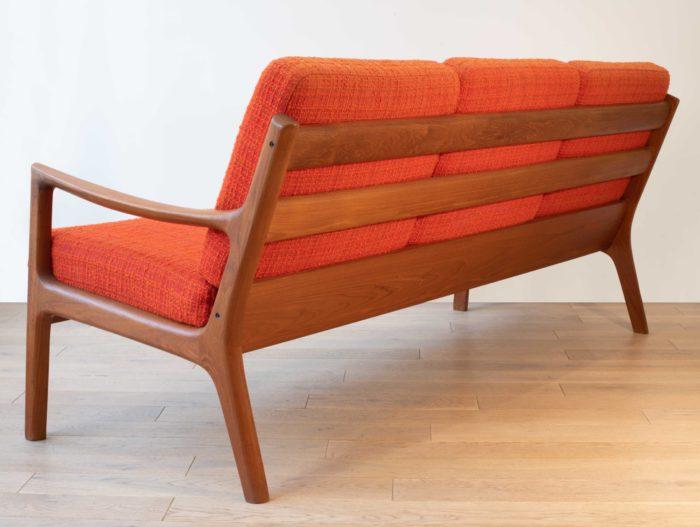 Sofa modèle Senator par Ole Wanscher, édition France & Son