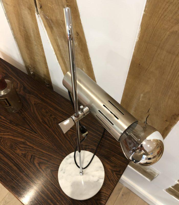 Alain Richard pour Disderot lampe de table modèle A4 base marbre