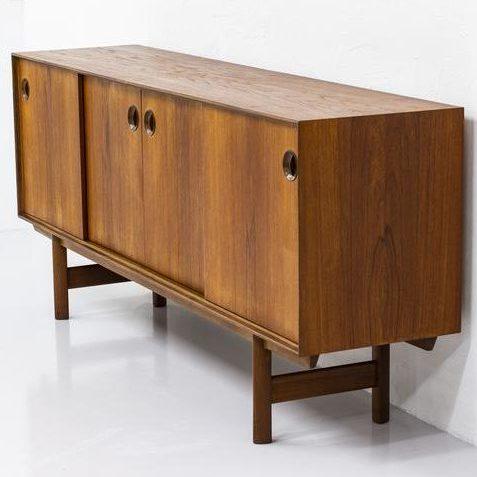 Enfilade Rastad & Relling for Gustav Bahus design 1950's