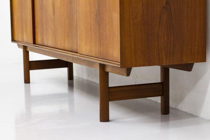 Enfilade Rastad & Relling pour Gustav Bahus design 1950's