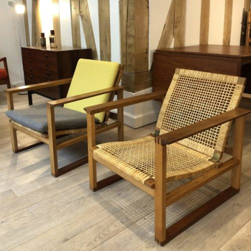 Fauteuil Borge Mogensen 2256 Fredericia furniture