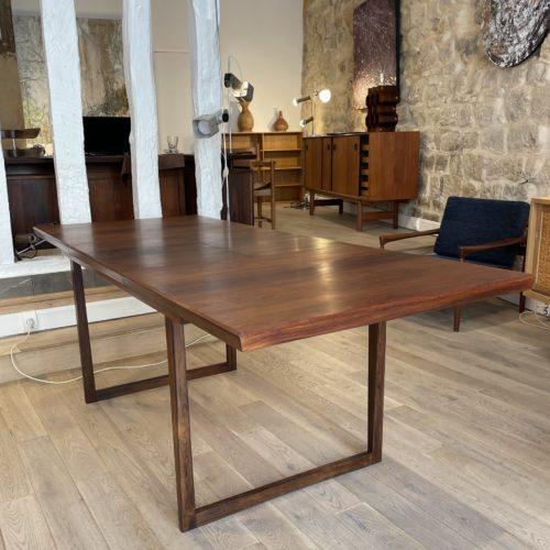 Table de salle à manger Kai Kristiansen Aksel Kjersgaard