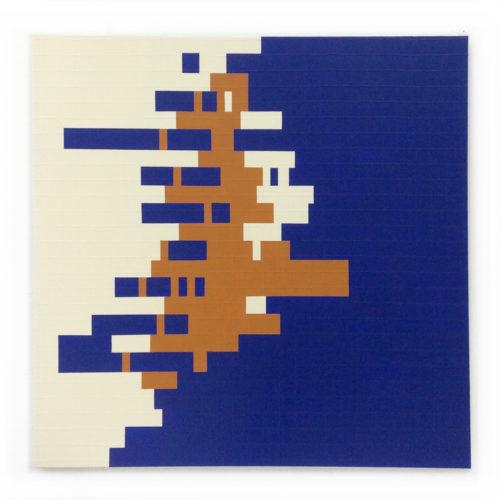 Galerie Pierre Arts & Design - Heidi Wood : Détramé 1