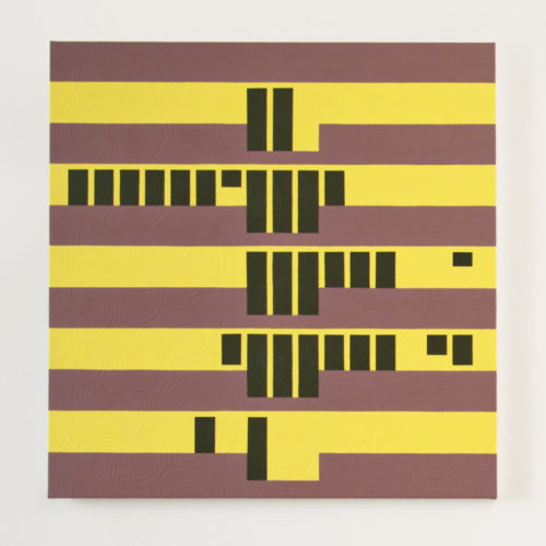 Galerie Pierre Arts & Design - Heidi Wood : Texture de Montreuil 1